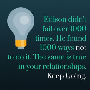 Edisons Relationships